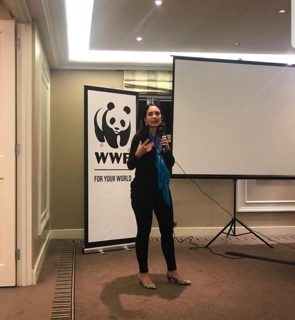 Paola Espina at ProColombia London
